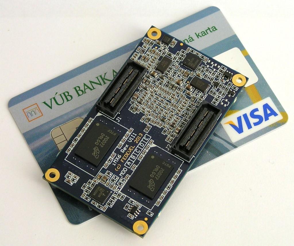 REX - Freescale i.MX6 - Open Source, FREE Schematic & PCB