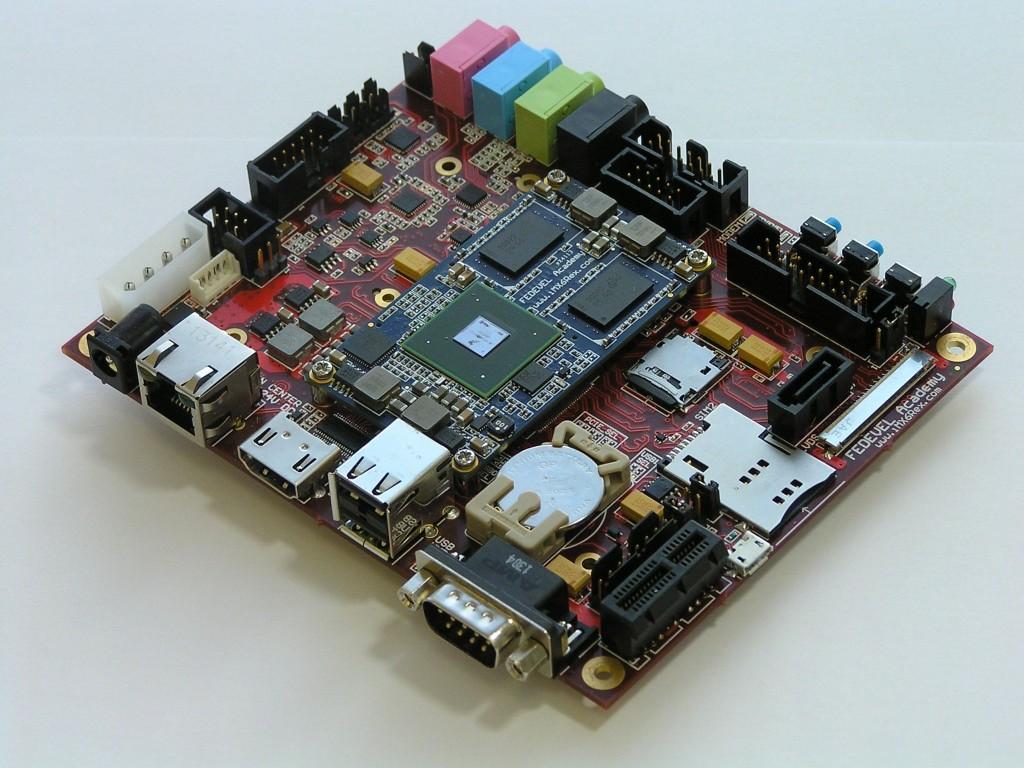 REX - Freescale i MX6 - Open Source, FREE Schematic & PCB