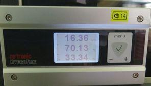 iMX6 Tiny Rex Environmental Chamber Testing 70°C