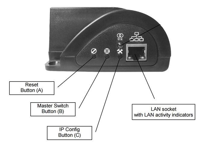 iMX6 TinyRex Testing - LAN Socket configuration